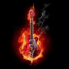 Music is Fire!