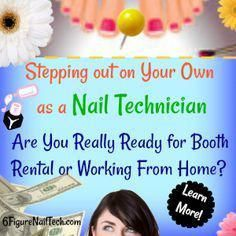 Fall Nail Designs - My Cool Nail Designs Nail Technician Salary, Nail Technician Courses, Gel Manicure At Home, Nails At Home, Gel Manicures, Manicure Ideas, Diy Nails, Nail Tips, Nail Tech School