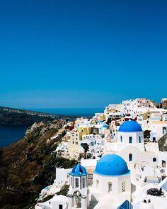 Santorini, Greece   A Couple Cooks