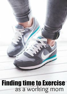 See how I'm finding time for exercise as a working mom #MiraFit #MiraIRL Mira ad. No matter how busy your life is, you can find time for fitness or a simple workout alone or with your family.