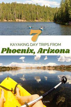 Arizona Day Trips, Arizona Travel, Arizona National Parks, Tempe Town Lake, Kayak Rentals, Canyon Lake, Phoenix Arizona, Weekend Trips, Cowgirls