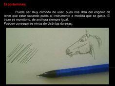 LOS MEDIOS DE DIBUJO<br />