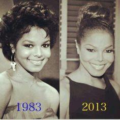 Always Beautiful Michael Jackson, Jo Jackson, Jackson Family, Janet Jackson Young, Iconic Beauty, Timeless Beauty, Flawless Beauty, Pure Beauty, Black Girls Rock