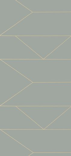 Tapet 24323: Lines Mint från Ferm Living - Tapetorama