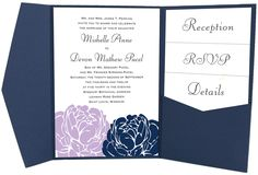 Custom wedding invitations by Something Printed! Please repin this to help spread the word of these super cute wedding invites by my friend Vicki. She does amazing work and will help you get just the perfect invatation just for you!!