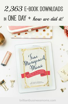 How did we launch our book in the Kindle store with thousands of downloads in one day? Learn about Facebook offers, involving your audience + more.