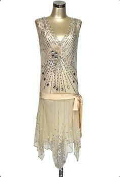 Vintage Flapper Dress, Vintage Dresses, Vintage Outfits, 20s Dresses, Evening Dresses, Flapper Dresses, Flapper Outfit, Afternoon Dresses, 20s Fashion