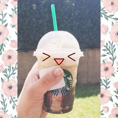 S'mores frappuccino.  (at The Shire) - Lisa would love this !!!