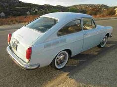 1970 VW Type 3 Fastback Automatic For Sale @ Oldbug.com