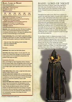 Here is even more D&D 5e homebrew. Have fun! - Album on Imgur