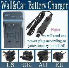 NB-5L Battery Charger for Canon PowerShot SD700,SD790,SD800,SD850,SD870,SD880,SD890 IS,SD900,SD950,SD970,SD990 IS Digital Camera