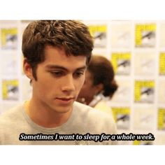 Same Dylan O'Brien same