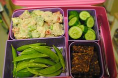 My Paleo Lunch Boxes | Grain-free, gluten-free, low carbohydrate, locally sourced Paleo lunches, all boxed up and ready to go! No microwave required!