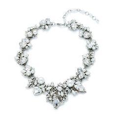 Erickson Beamon ~ Bette Davis Necklace (Silver)    Read More:  http://www.thomaslaine.com/designer-jewelry-bette-davis-necklace-silver-30010028.html?gdftrk=gdfV24340_a_7c1603_a_7c7275_a_7c30010028=q8N4pegM3ZA-1xYNGnIDqa7DGRjh2xMlsw