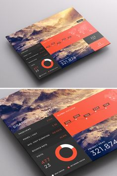 The Ultimate Trends for UI Inspiration: Animated Concepts, Menus, SVG graphics and more