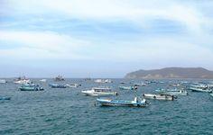 Puerto López Playas Ecuador by Johnny Chunga on 500px