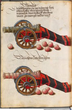 Zeugbuch Kaiser Maximilians I Innsbruck, um 1502 Cod.icon. 222  Folio 45v