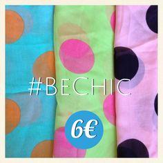 Buenos Días, ampliamos colores y colección de fulares, algunos de ellos disponibles en nuestras rebajas de verano! No os quedéis sin el vuestro... http://www.parischic.es/fulares.html #bechic #beparischic  #bisutería #bijouterie #hechoamano #handmade #moda #mode #fashion #cool #blogger #tendencia #trend #trends #trendy #summer #verano #diseño #desing  #fluor #neon #fular