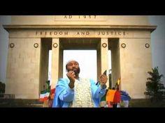 MALEK HAKAVOD-King of Glory, Man of war; Who is this King of Glory Psalm 24:7-10 Filmed in Ghana 2011 by Micha'el Ben David