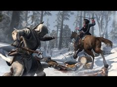 Assassin's Creed III Weapons Trailer [North America]