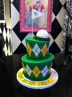 para los golfistas