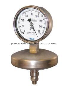 Wika diaphragm pressure gauge (532.51) - China diaphragm pressure gauge, yunyi Pressure Gauge, Gauges, China, Ears Piercing, Plugs, Porcelain