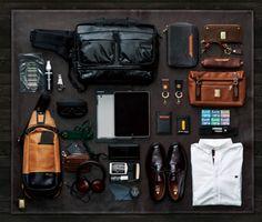 #essential #accessories #men