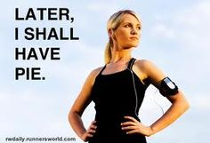Dear Andrea,  Someday this wont be your motto.  Enjoy it while you can.  Love, Your Metabolism