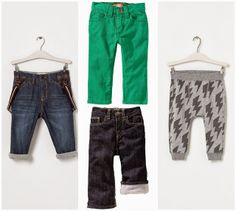 jeans for baby boy!
