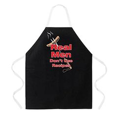 Attitude Aprons Fully Adjustable Real Men Don't Use Recip...