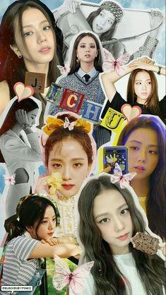 Kpop Girl Groups, Korean Girl Groups, Kpop Girls, Blackpink Jisoo, Foto Rap Monster Bts, Blackpink Poster, Blackpink Members, Lisa Blackpink Wallpaper, Black Pink Kpop