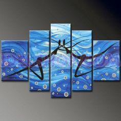 Quadri E Tele Moderne.18 Best Canvas Panel Prints Images 3 Piece Wall Art Art Decor
