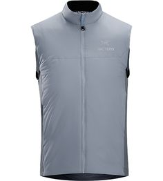 Atom LT Vest Men's Atom Series: Synthetic insulated mid layers | LT: Lightweight. Lightweight, insulated Coreloft™ vest, de...
