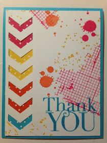 Stampin' in the Sun!: Quick and Easy Gorgeous Grunge and Off the Grid for Stylin' Stampin' INKspiration