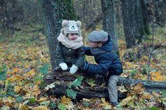 leśne dzieci adiolka.blogspot.com