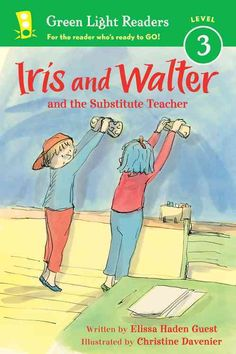 Another satisfying installment in this series for newly independent readers. School Library Journal Miss Cherry is out sick, and Iris's grandpa is the substitute teacher! Iris loves being the special