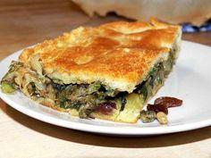 Pizza di scarola napoletana ricetta furba - La cuoca del Presidente