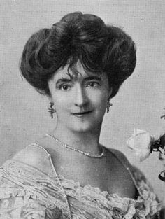 """~Lucy Christiana, Lady Duff Gordon, was in one of the last lifeboats lowered from the Titanic. """"Everyone seemed to be rushing for that boat,"""" she recalled. """"A few men who crowded in were turned back at the point of Capt. Smith's revolver, and several of them were felled before order was restored. I recall being pushed towards one of the boats and being helped in."""""""
