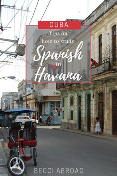 Study Spanish with the short-term courses at the University of Havana and experience Cuba from within Travel Info, Travel Articles, Travel Guides, Travel Tips, Spanish Courses, Study Spanish, Us Travel Destinations, Cuba Travel, South America Travel
