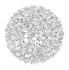 https://flic.kr/p/Cfz2re | Winter time Christmas coloring pages. Pencil, hand drawn. | kidspressmagazine.com/category/kids-activities/coloring-p...