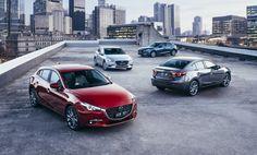 2017 Mazda 3 update car model reviews