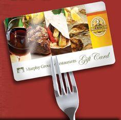 A @Murphy's Group of Restaurants #Gift #Card