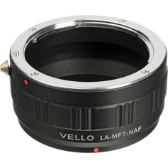 Vello Lens Mount Adapter - Nikon F Mount Lens to Micro 4/3 Camera $45