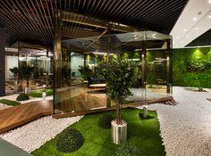 Şişecam Offices - Istanbul - Office Snapshots