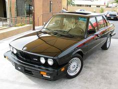 1988 BMW E28 M5 - Pelican Parts Technical BBS