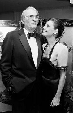1988 Gregory Peck and Audrey Hepburn
