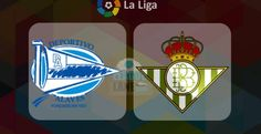Alavés vs Real Betis