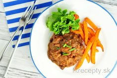 Low carb recepty s nízkym obsahom sacharidov Prosciutto, Tofu, Low Carb, Beef, Fitness, Diets, Meat, Steak
