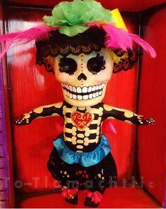 Porfiritos Muñecos Colgantes por DaniaElisai en Etsy, $45,00