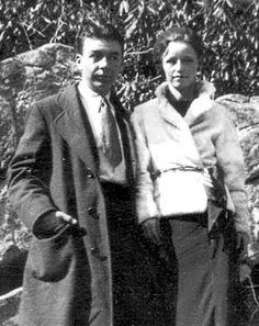 W.D. Jones and Bonnie Parker